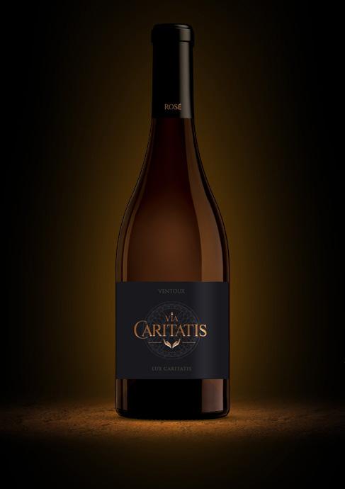 Caritas - Lux Montis Rosé 2016